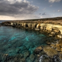 Sea Caves na Capo Grecko