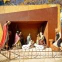 Tradycyjna Bożonarodzeniowa szopka