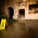 Niebezpieczeństwa czekające na eksplorujących Grobowce Królów