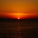 Zachód słońca w Pafos