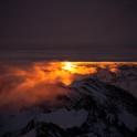Poranek na 3455 m