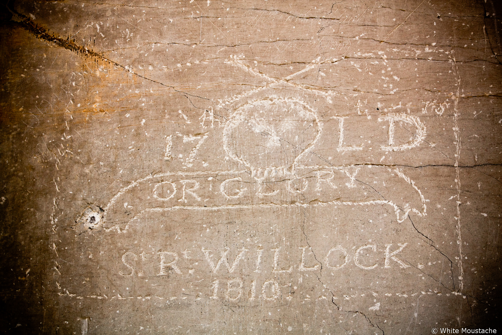 Graffiti z 1810