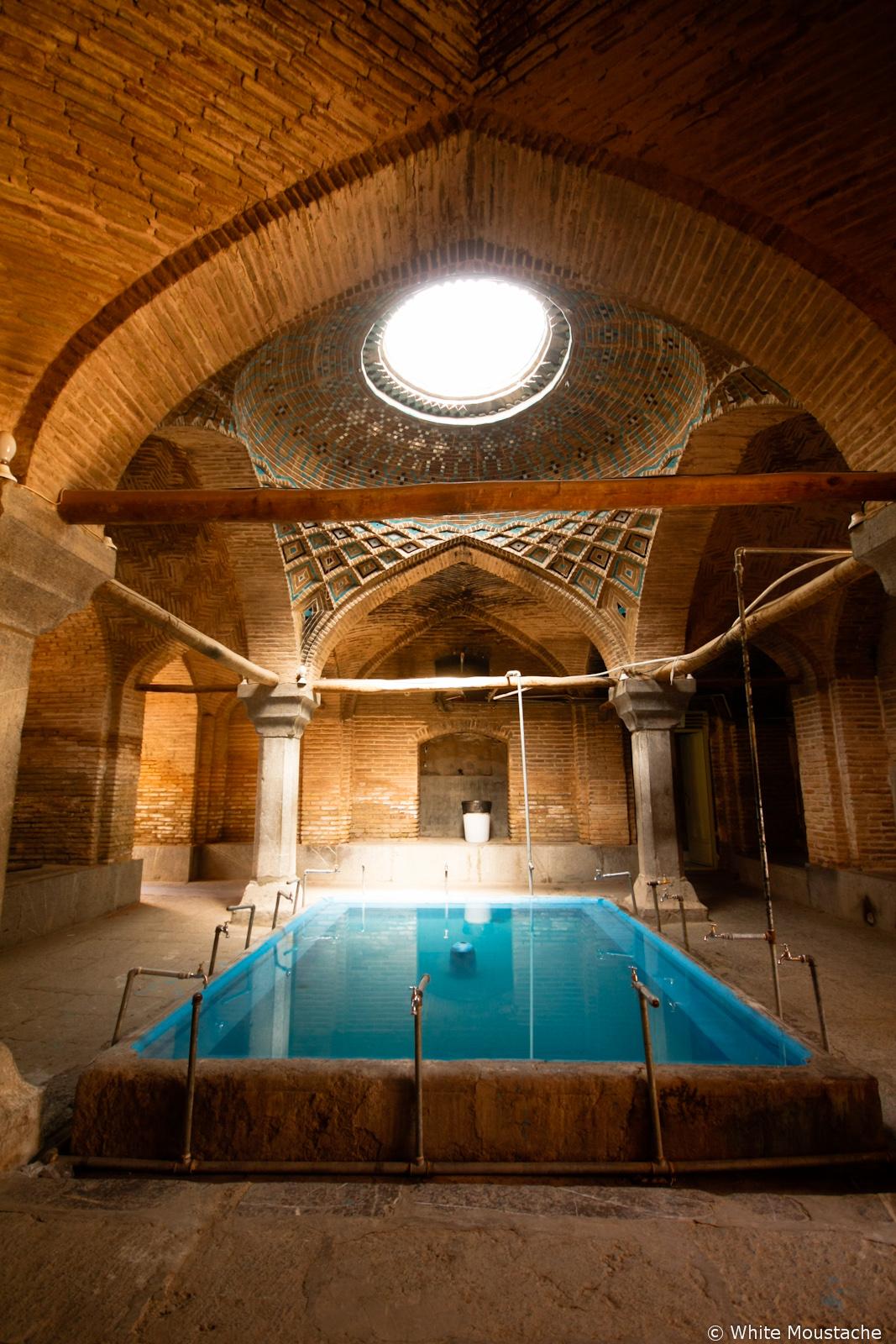 Najstarszy meczet w Esfahan