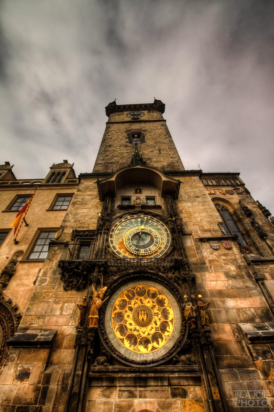 Praski zegar