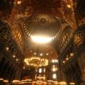 Agia Sofia w środku