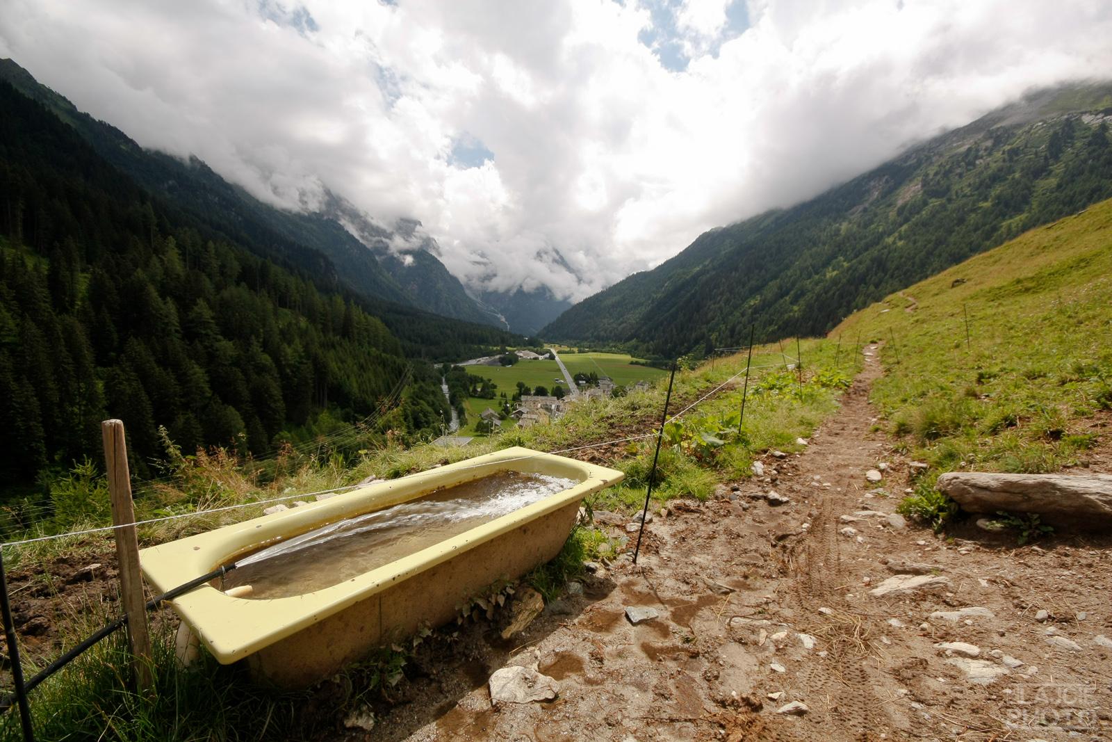 I koniec... 8 dni w Alpach = 2 wyjścia wspinaczkowe :D