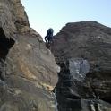 Tetnuldi, bariera skalna