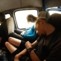 W drodze do Kazbegi