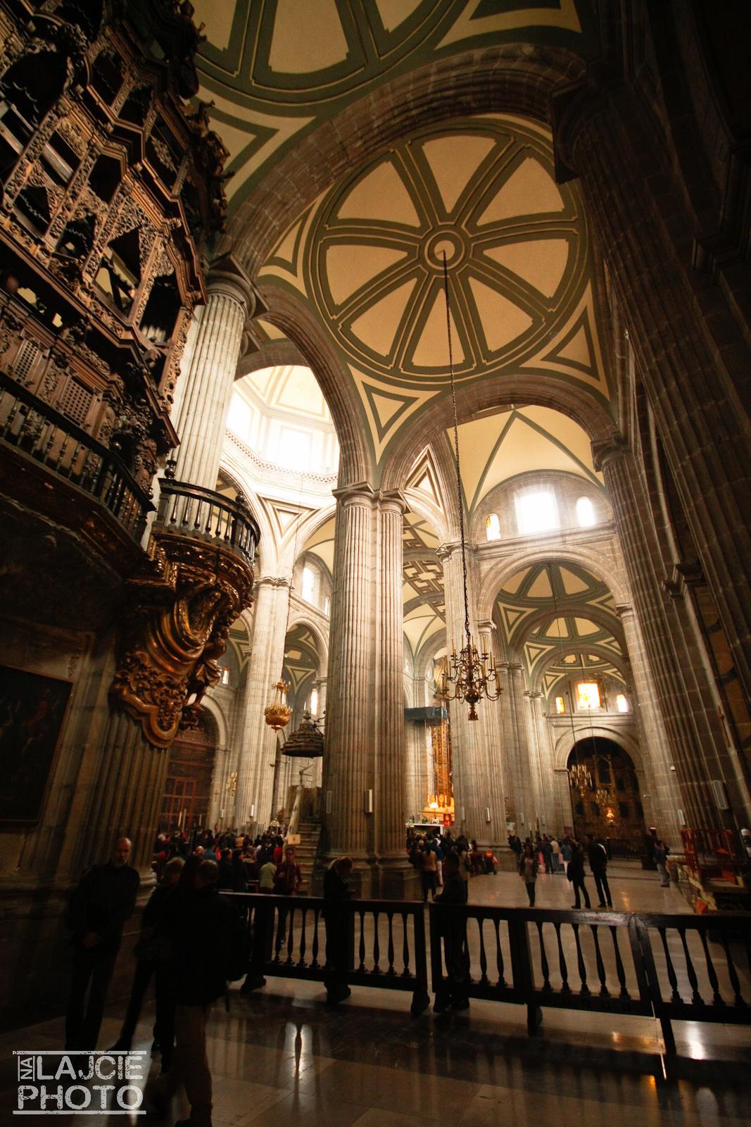 Catedral Metropolitana, Mexico
