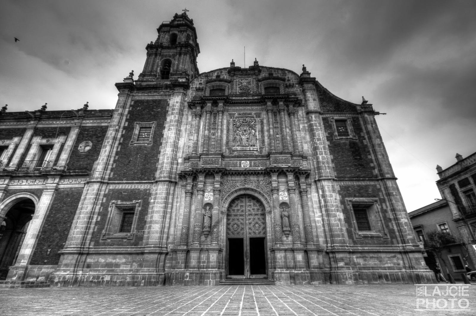 Iglesia de Santo Domingo, Mexico