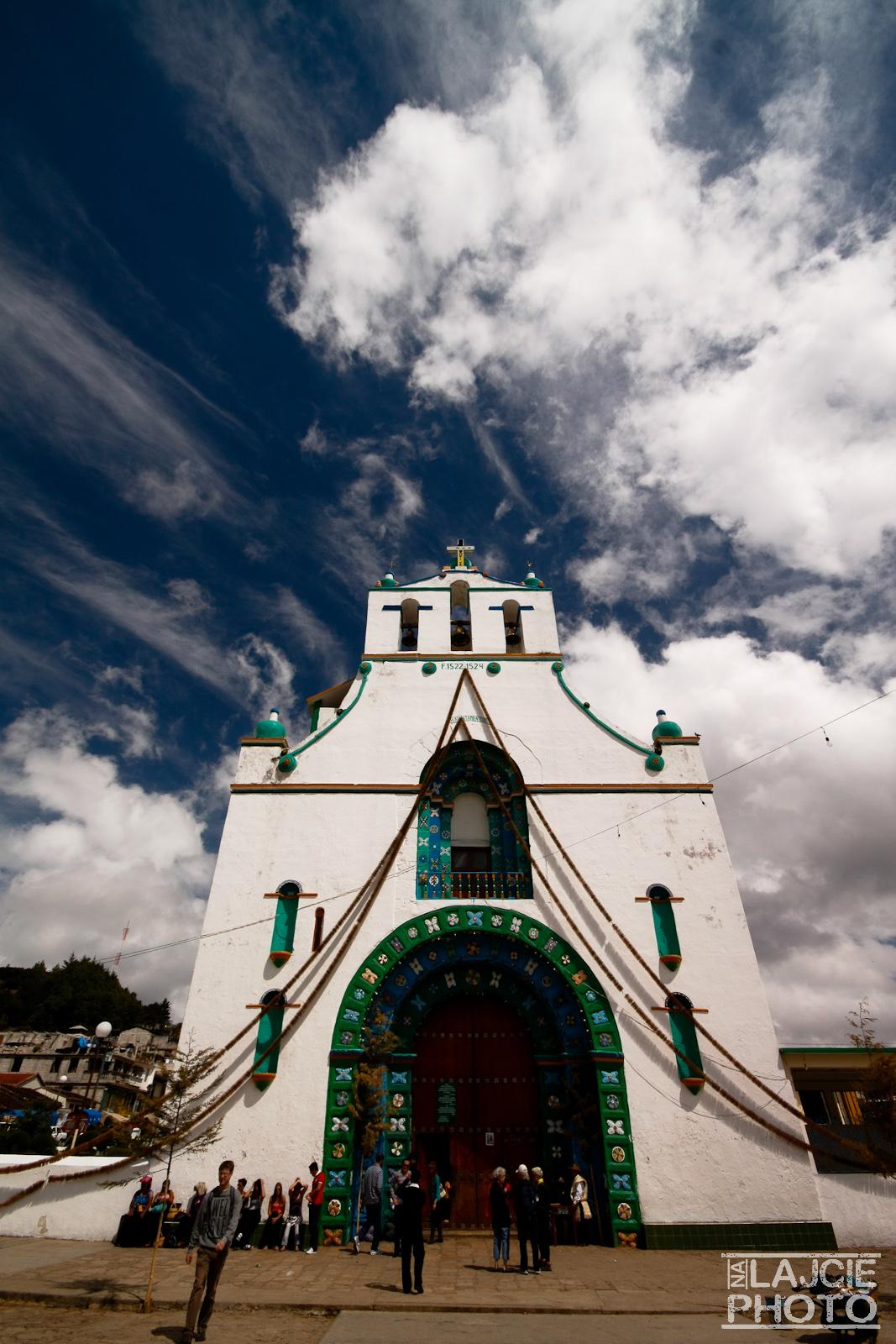 kościół w Chomula - MUST SEE!