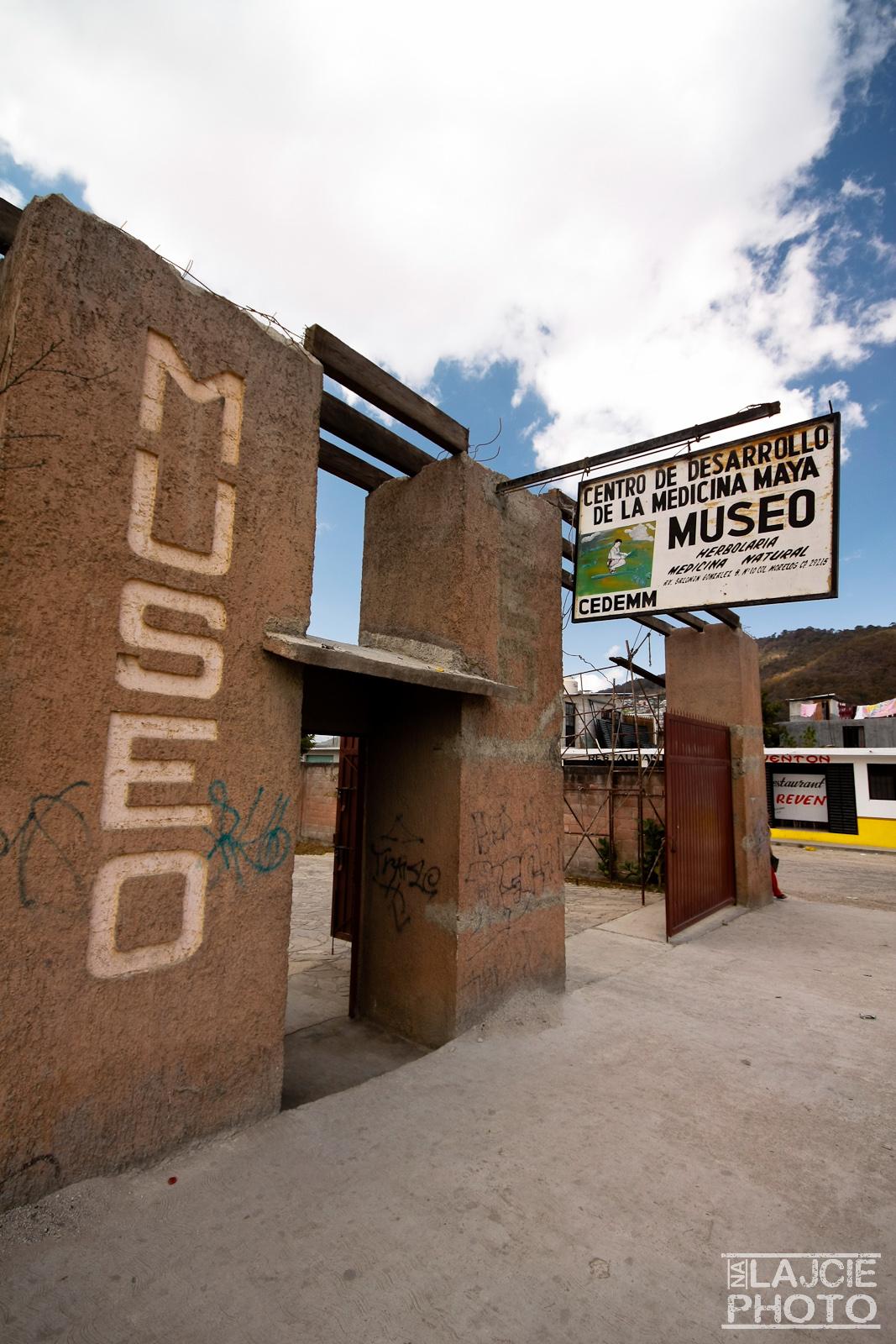 Muzeum medycyny Majów