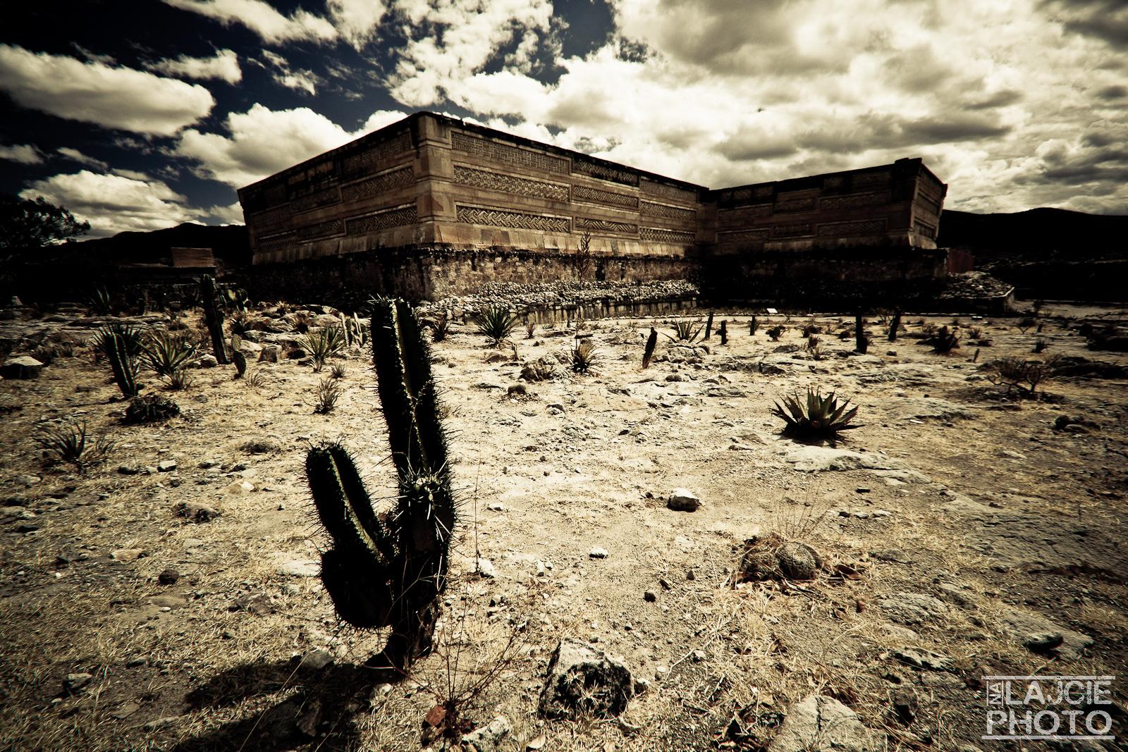 Ruiny w Crucero