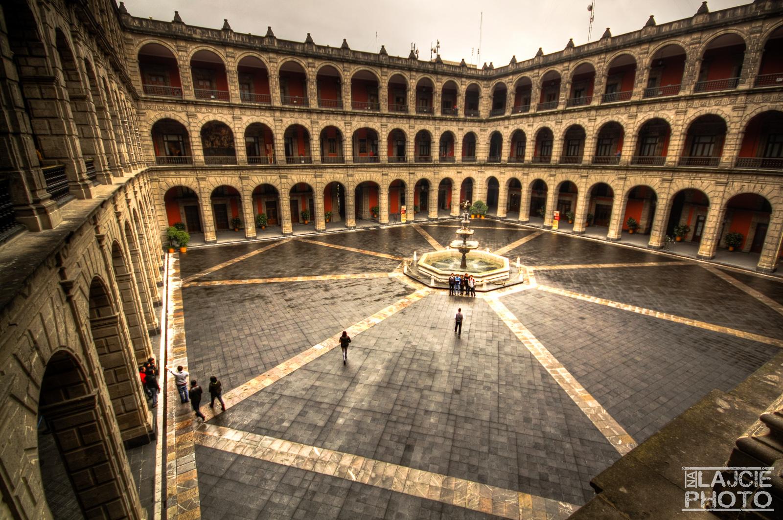 Palacio Nacional, Mexico