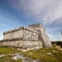 Templo de la Estela, Tulum Ruins