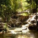 Wodospady w Palenque
