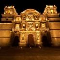 Oaxaca nocą