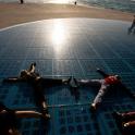 Ładowanie baterii słonecznych