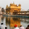 Wokół świątyni sikhów