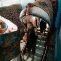 Mata Temple - przejście przez paszczę lwa!