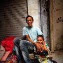 Na bazarze pomagają całe rodziny