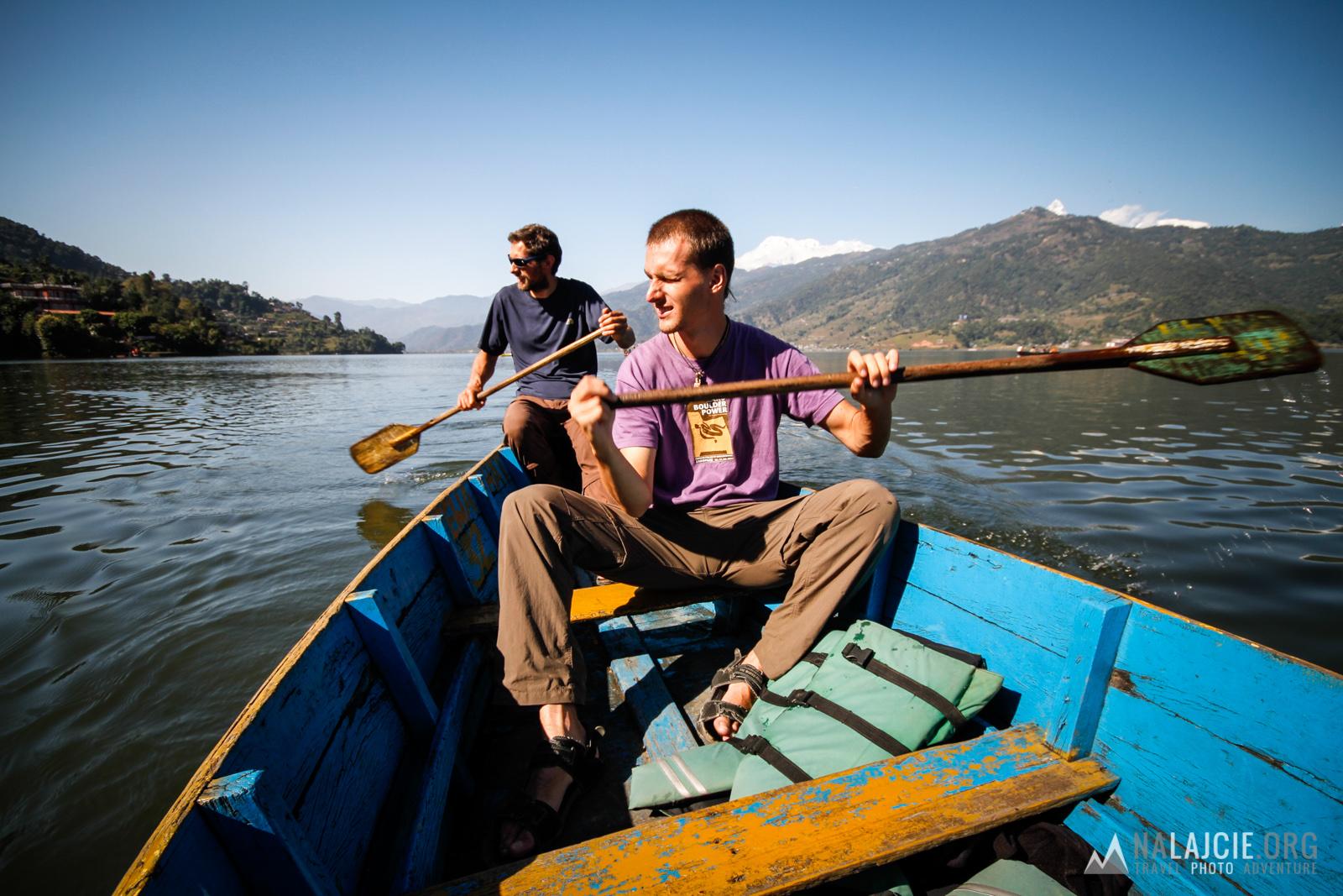 I wracamy do Pokhary.