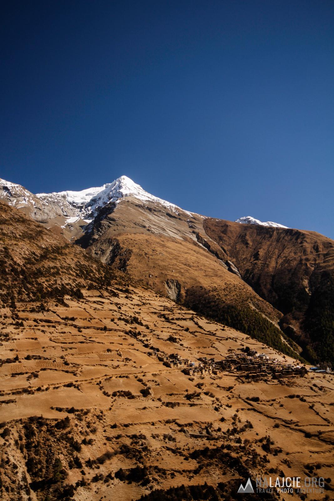 Pisang Peak.