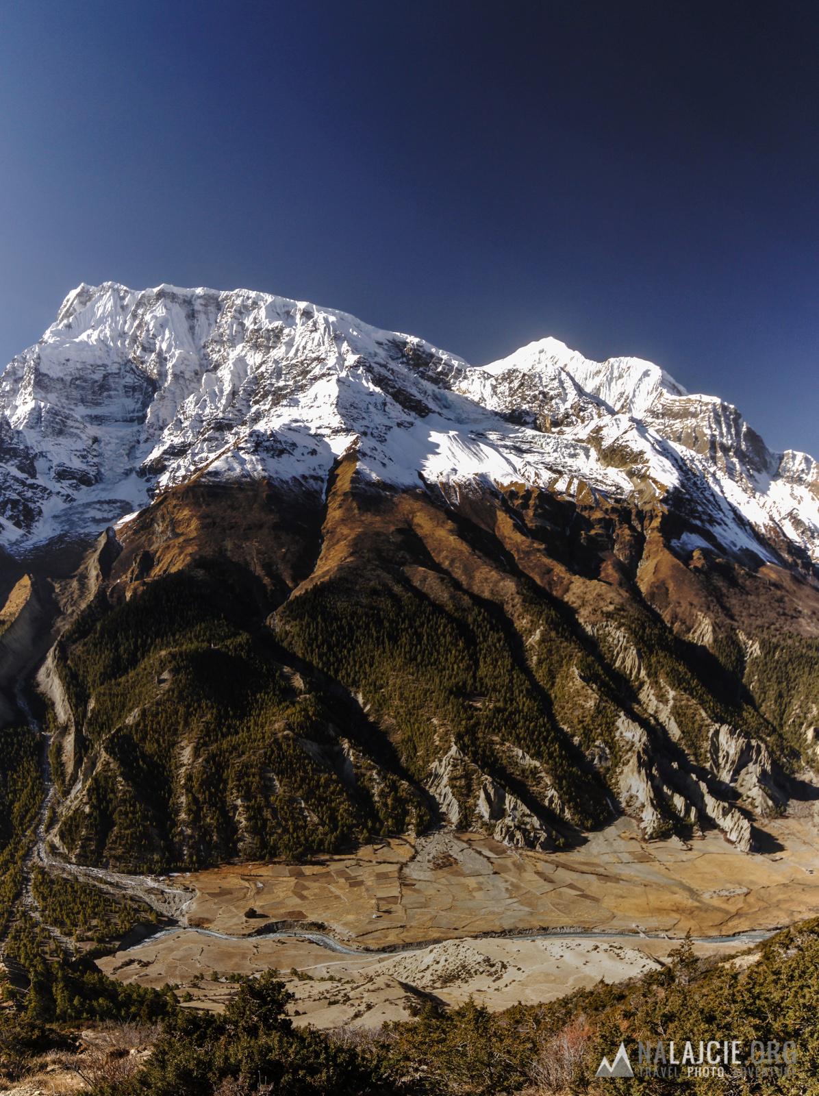 Masyw Annapurny.