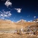 Ice Lake 4600 m n.p.m.
