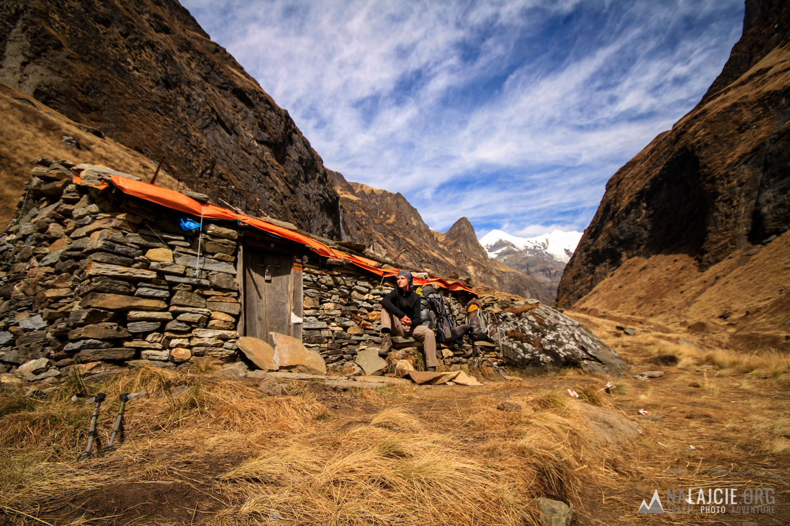 Miejsce obozu szwajcarskiego.