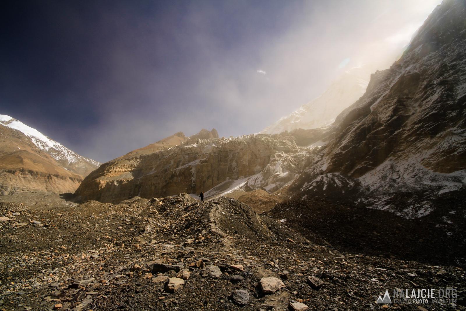 W stronę Dhaulagiri B.C.