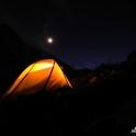 Noc na 4700 m n.p.m.