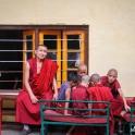 Buddyjska szkoła.
