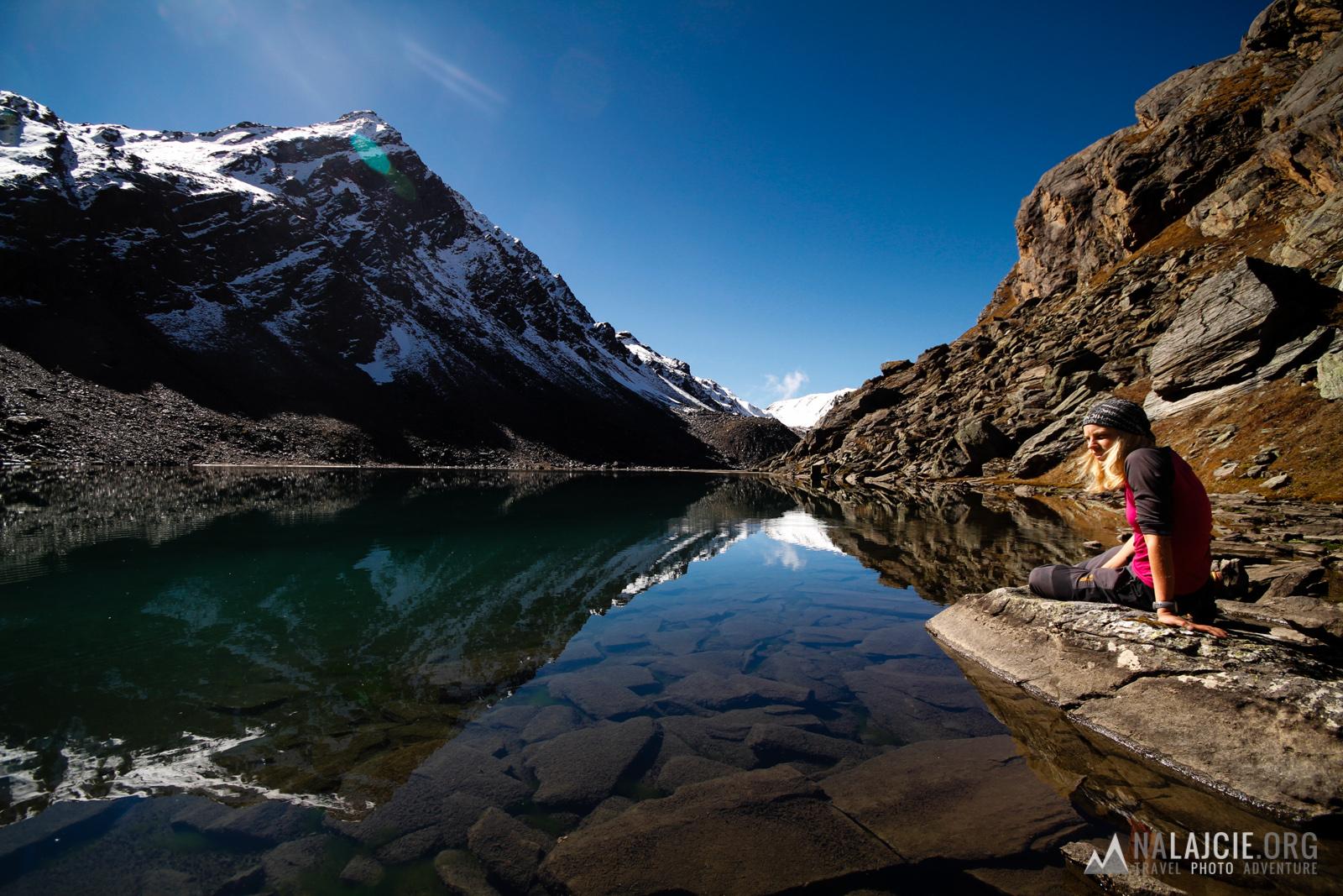 ... docieramy do jeziora Masar Tal!