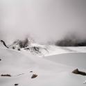 Na przełęczy Mayali Pass. Pogoda się psuje!
