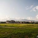 Spacer do Nepal Tourism Board - najkrótszą drogą przezboisko ;p