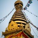 Monumentalna stupa...