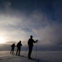 Wyjście na Halti - najwyższą górę Finlandii