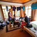 Nasz pokój w Atisha Hostel