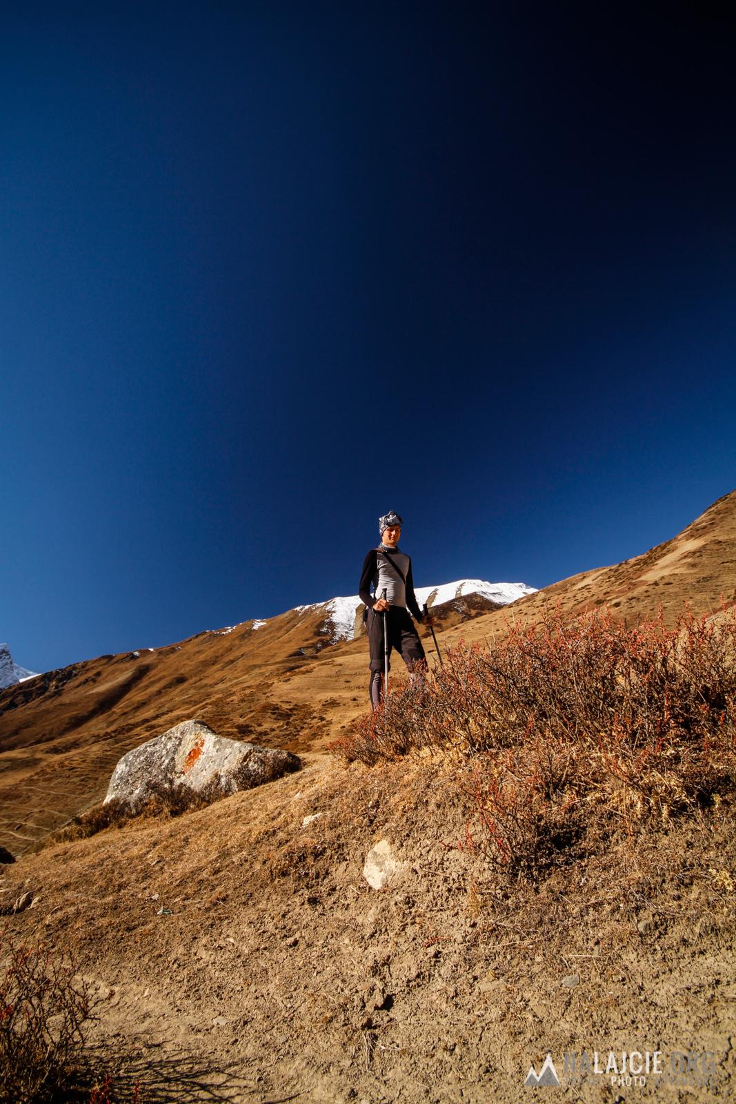 Dzień restowy! Dziś tylko 1200 metrów do góry na lekko.