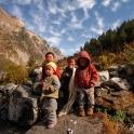 Tybetańskie ziomy.