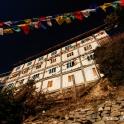 Klasztor mnichów w Lho.