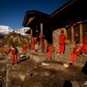 Tybetańska szkoła.