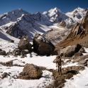 Na przełęcz Rui La.