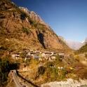 Do wioski Darapani - koniec przygody z Manaslu ;).