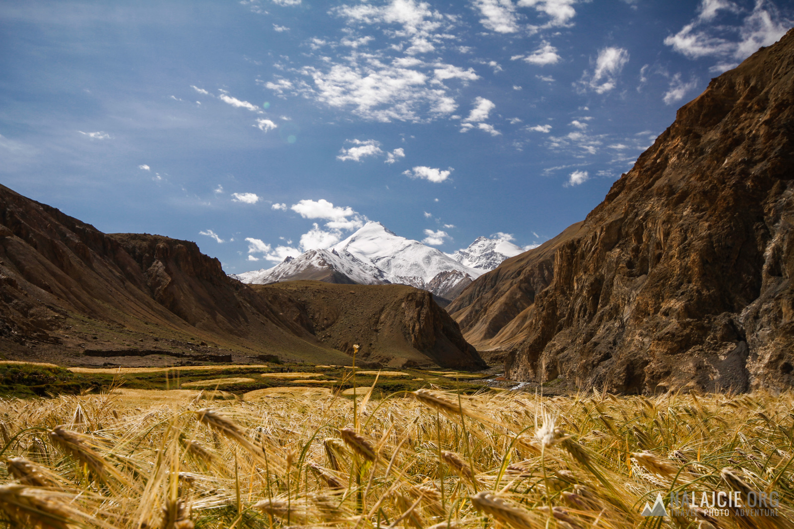 Kang Yatze - nasz cel trekkingowy.