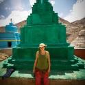 Zwiedzanie Lamayuru.