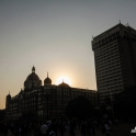 Widok na Taj Palace.