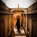 Wycieczka po Hawa Mahal.