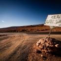 Marokańska pustynia.